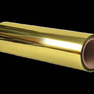 Image Foil colorato, 300mt, 14µm, anima 76mm FOILER GOLD 01