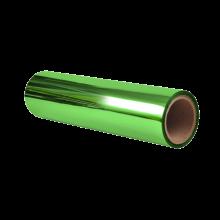 Image Foil colorato, 300mt, 14µm, anima 76mm FOILER GREEN 01