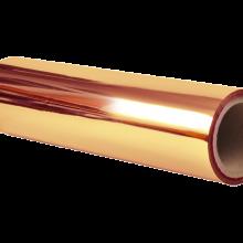 Image Foil colorato, 300mt, 14µm, anima 76mm FOILERROSE GOLD 01